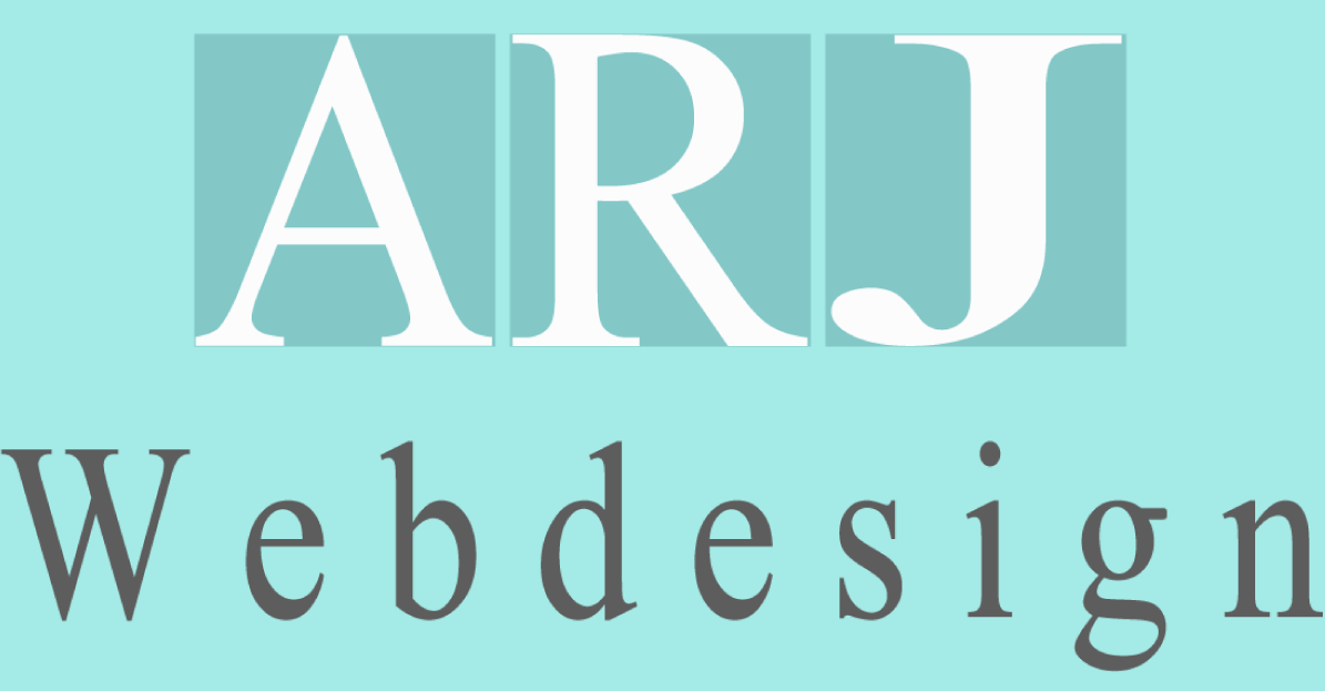 Main image of ARJ-Web-Design Company Logo