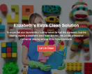 An image of Elizabeth's Extra Clean Solution new HTML Email