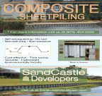 An image of SheetPile Flyer PDF design