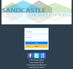 An image of Sandcastle Developer Database App