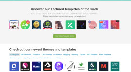 Icon image of ThemeForest